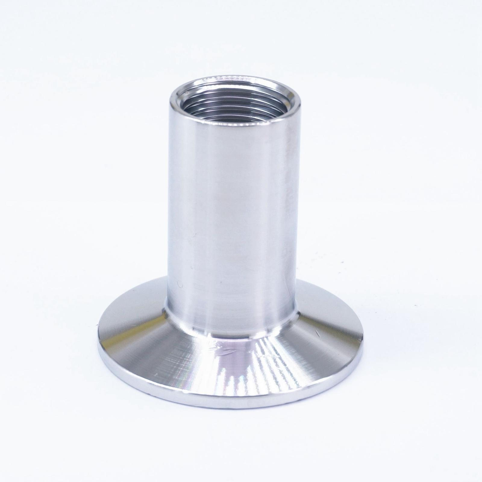 Heimwerker Ventil 1/2 npt X 1,5 Tri Clamp Sus 304 Edelstahl Sanitär Fitting Kupplung Für Hause Brauen Bier Offensichtlicher Effekt