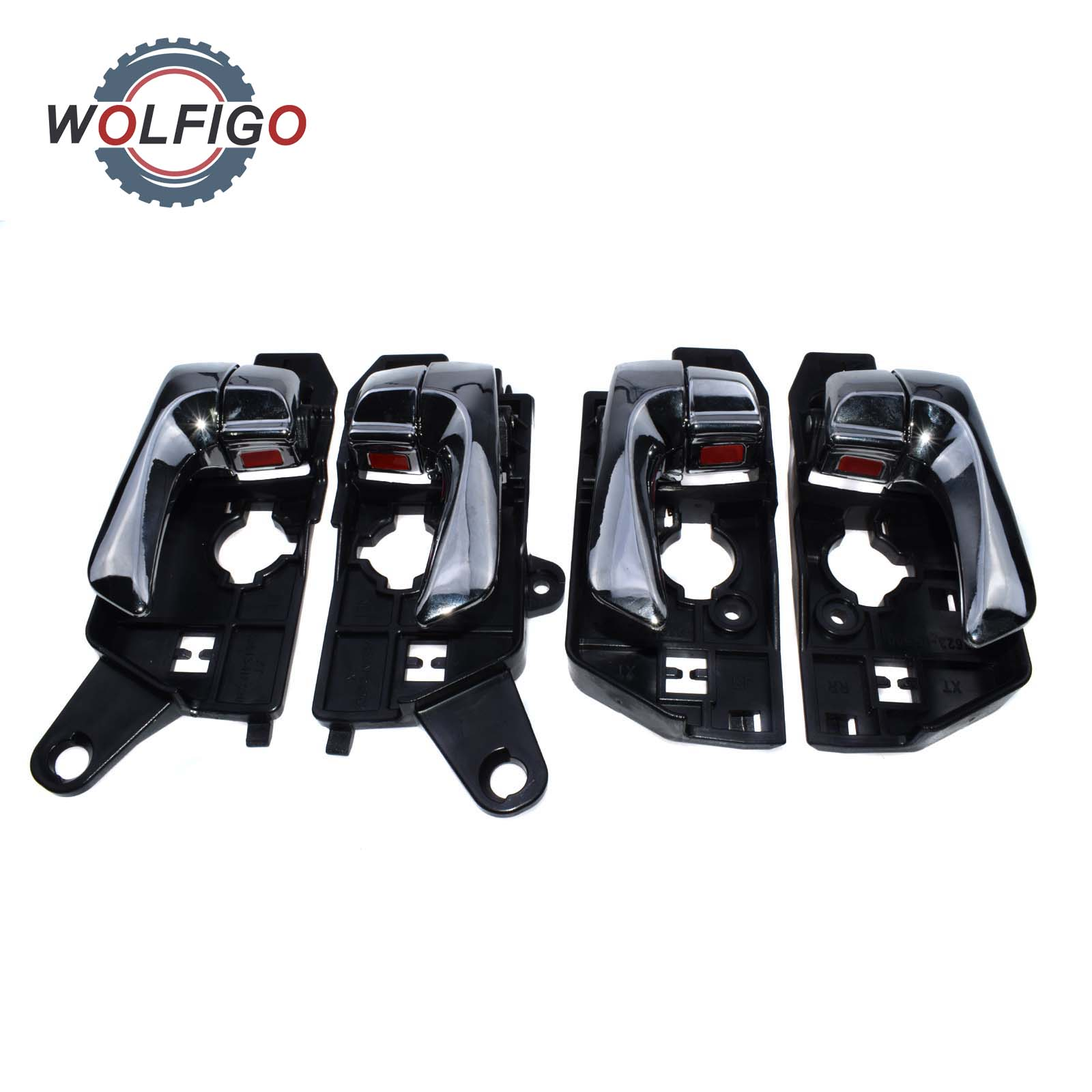 Aliexpress Com Buy Wolfigo 4pcs Front Amp Rear Left Right
