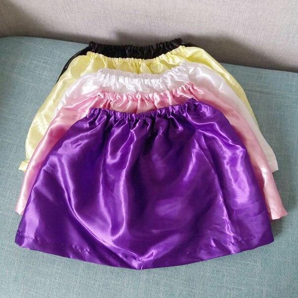 Kinder Kinder Mädchen Ballkleid Tutu Rock Satin Material Röcke Futter Für Innere Tragen Pettiskirt Petticoat Um 50 Prozent Reduziert kann Custom