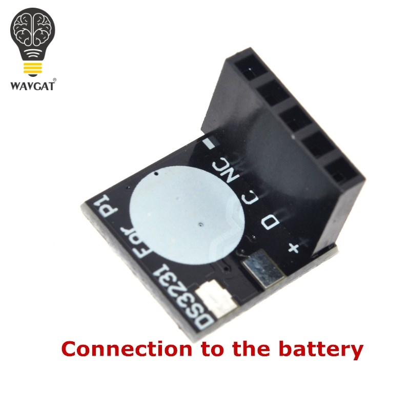 DIY DS3231 RTC Precision Clock Memory Module for Arduino Raspberry Pi
