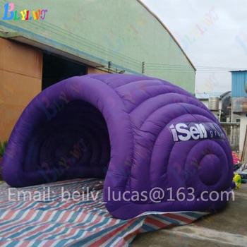 цена на Domed inflatable tent portable led dome inflatable tent party commercial event advertising tent for sal