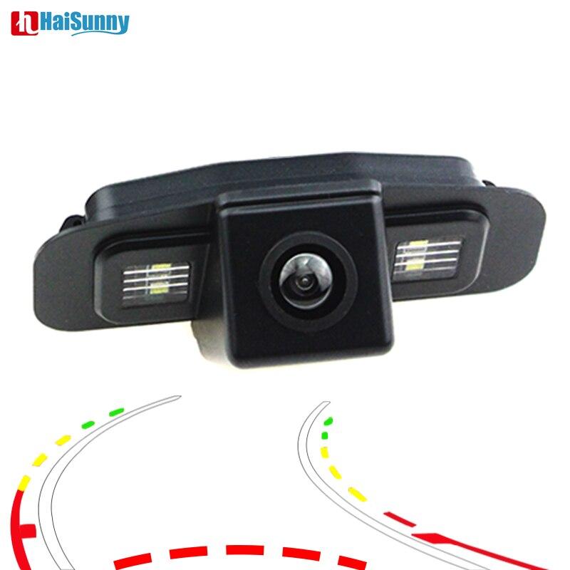 170 grad Auto Hintere Ansicht-rückseite Parkplatz Kamera HD CCD Dynamische Linie Für Honda Spirior Accord 7 8 Generation nacht Vision
