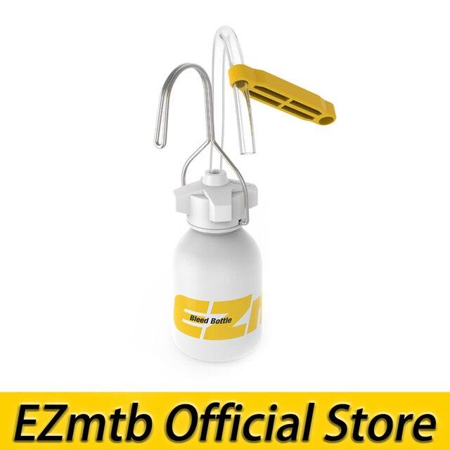 Envío Gratis 2018 el más nuevo kit de botella de purga ezmtb para shimano y magura