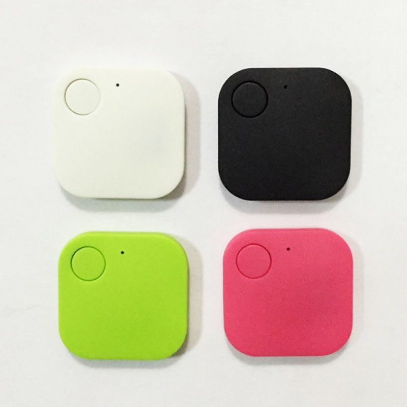 Mini Smart Finder Bluetooth 4.0 Tag Key Wallet Kid Child Pet Dog Cat Phone GPS Tracer Anti-lost Wifi Locator Alarm Reminder personal anti lost alarm device for kid pet purse bag cell phone blue black 1 cr2032 2 cr2032