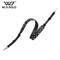 WDPOLO New Rivet Design Leather Handbags Strap Super Chic Leather Women Bags Strap Easy Matching Shoulder