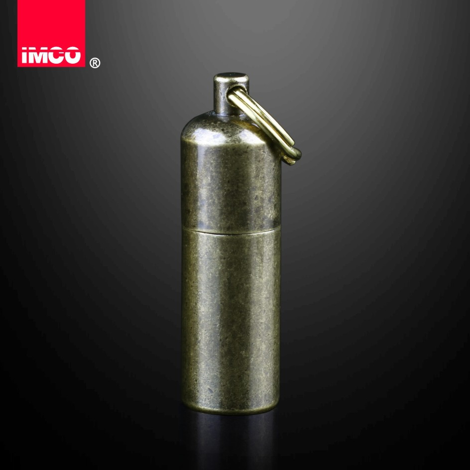 Image 2 - Original IMCO Lighter Vintage Gasoline Kerosene Lighter Genuine Brass Cigarette Lighter Cigar Fire Briquet Petrol Lighters-in Cigarette Accessories from Home & Garden