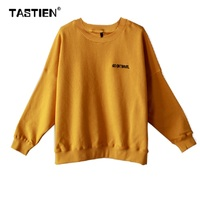 2018 New Spring Summer Fashion Women L Embroidery Basic T Shirt Long Sleeve Casual Cotton Tops