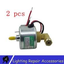 2 Pcs/lots 40DCB 18W משאבת שמן 400w 600w 900w ערפל מכונה פרייר מוט שאיבה אלקטרומגנטית משאבת עשן מכונת אבזרים