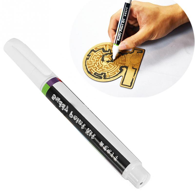 1 PCS Conductive Ink Pen Electronic Circuit Design Instantly Circuit Magic Pen DIY Do колготки для девочки artie цвет молочный 2d408 размер 146 152