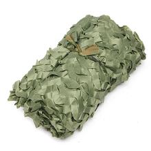 4m*2m Outdoor Hunting Military Camouflage Net Woodland Army Camo netting Camping Sun Shelter Tent Shade sun shelter
