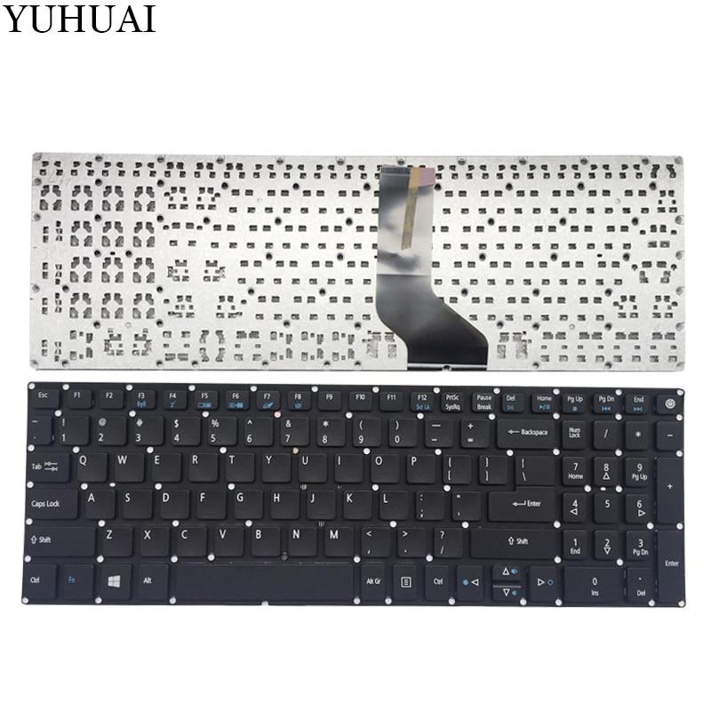 US laptop keyboard for Acer Aspire Nitro VN7-572 VN7-572G VN7-572TG VN7-592G VN7-792G English new us keyboard for acer aspire vn7 793g vx5 591g vx5 591g 52wn us laptop keyboard with backlit