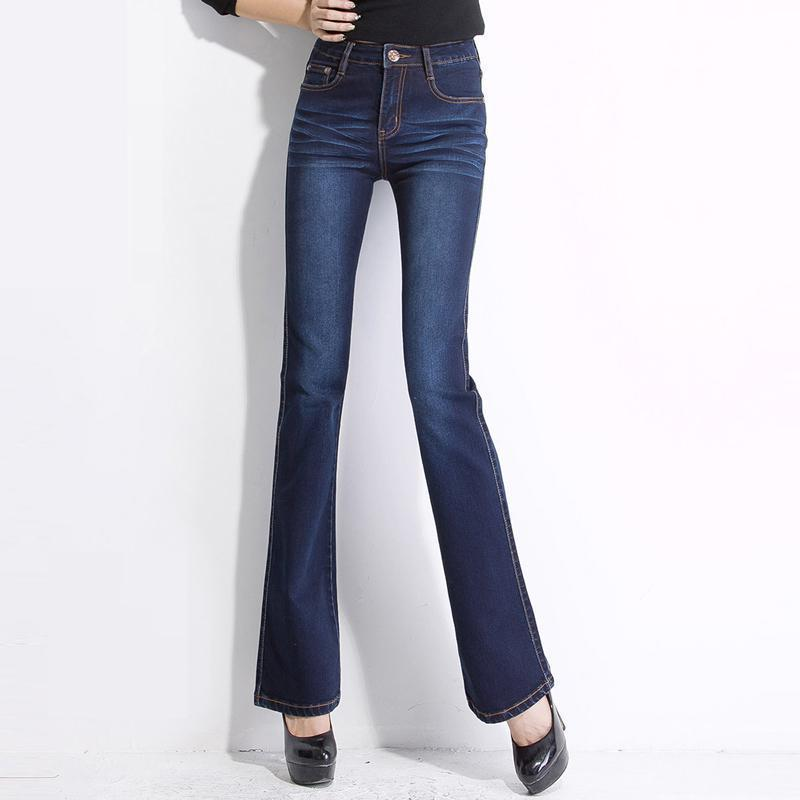 Jeans Boot Leg-Beli Murah Jeans Boot Leg lots from China Jeans