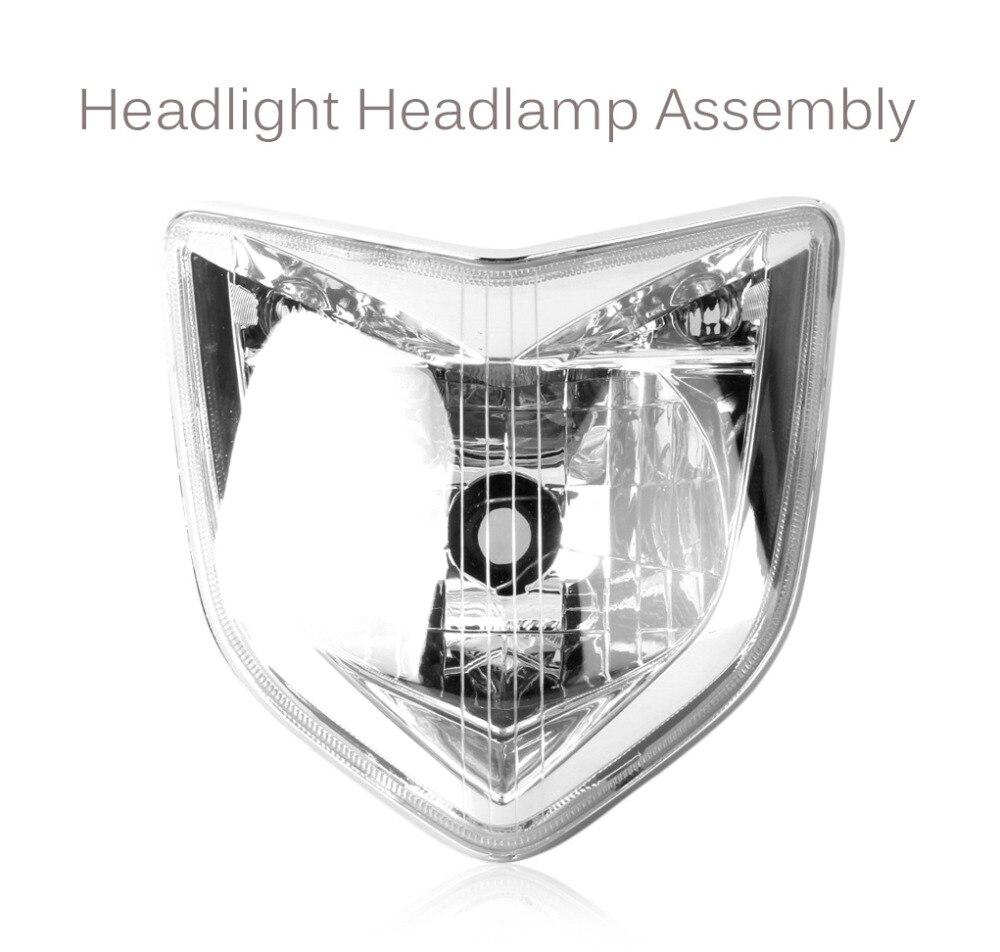 GZYF Motorcycle Headlight Headlamp Head Light Lamp For