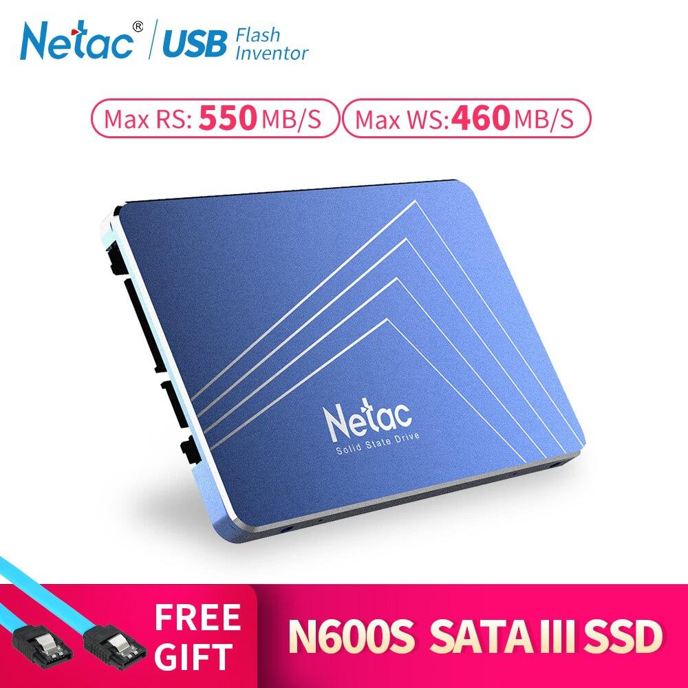 Netac N500S SSD 240 GB 2.5