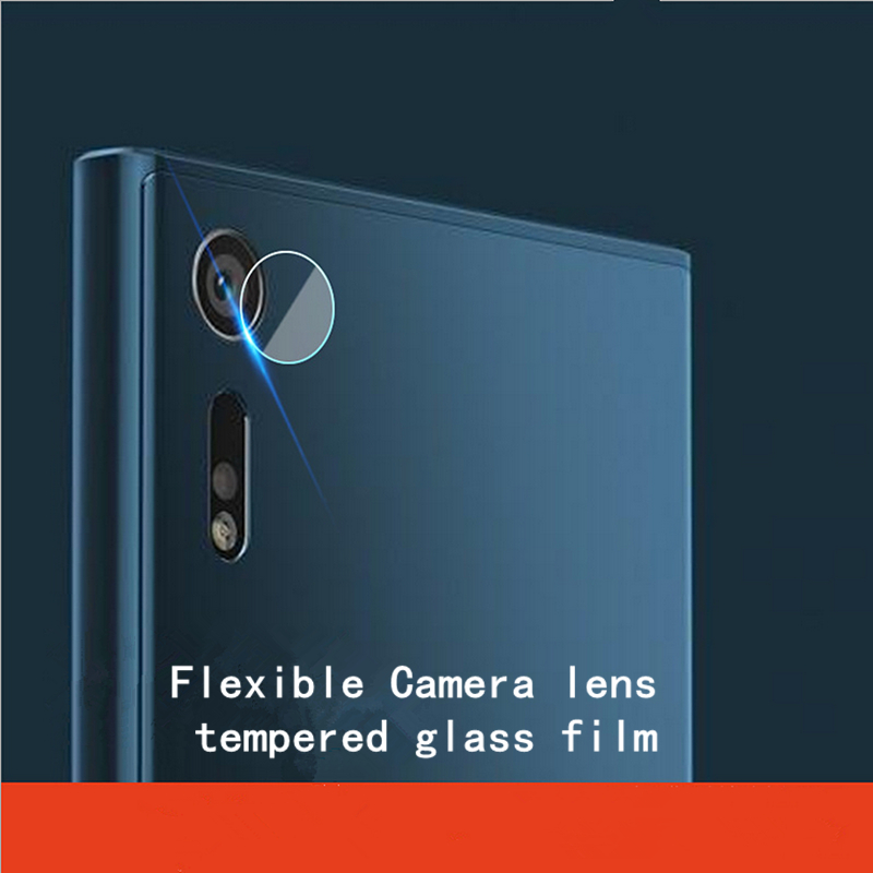 1Pc/2Pcs Dedicated camera protective film For Sony Xperia X/XA/XA1/XZ/XZs Flexible Camera lens tempered glass film
