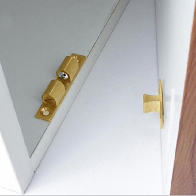 Adjustable Brass Door Lock Latch Interlock Switch Chassis Furniture