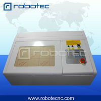 Factory Supply Mini Crafts Laser Engraver Rubber Stamp Laser Engraving Machine Agent Paper Pattern Cutting
