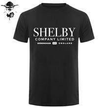 Shelby Company Limited Inspired by Peaky Blinders Printed T-