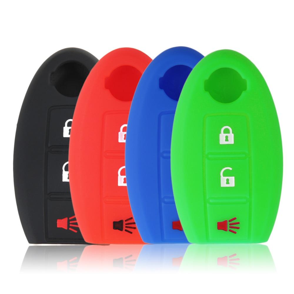 Car Key bag//case wallet holder remote key cover for nissan teana x-trail 3-suv