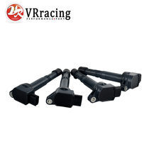 VR-набор из 4 зажигания coiloem: 099700-070 для Honda Accord Crosstour Odyssey Acura RL TL TSX для серии K (K20 и K24) VR-EIC02