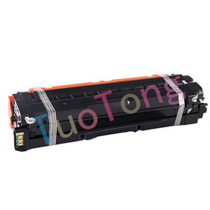 For Samsung 504 CLT504 CLT C504S Cyan Printer Toner Cartridge For  CLP415N CLX4195N C1810W  Laser Printer Free Shipping Hot Sale hot sale 4pcs for samsung 506 clt506 cyan toner cartridge powder for clp 680 680dw 680dn clx 6260fr laser printer free shipping