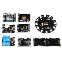 X Lolin Esp32 OLED WeMos D1 Mini DHT WS2812B RGB Relay