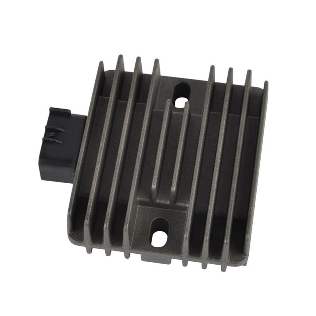 US $16 7 40% OFF|New Motorcycle Voltage Regulator Rectifier High Quality  Voltage Regulator For Yamaha YZF R6 06 13 Suzuki GSX1400 GSR400 600-in