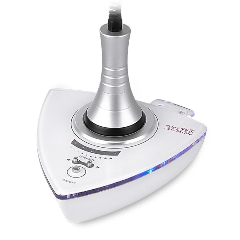 Image 2 - Mini 40K kawitacja wyszczuplanie ciała anty cellulit odchudzanie ultradźwiękowy Lipo reduktor maszyna Homeuse przybory kosmetyczne redukcja tłuszczunull   -