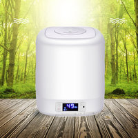 No Tax New Product Anion Aroma Humidifier 4L Large Capacity For Office Hotel Home Essential Oil