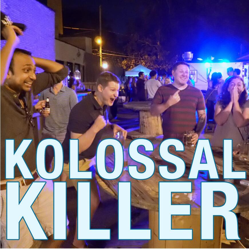 Kolossal Killer av Kenton Knepper -Magic tricks