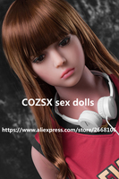 165cm high quality real silicone sex dolls japanese anime full oral realistic big breast love doll sexy mini ass vagina men toy
