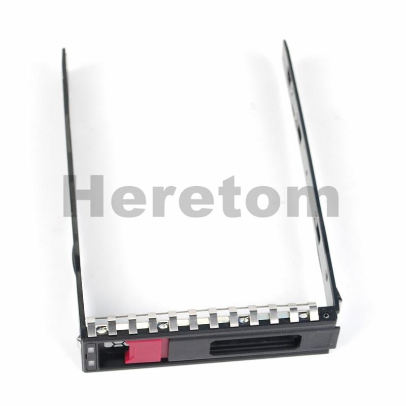 "3.5/"" inch SAS SATA Hard Drive Tray Caddy Sled For HP Proliant ML350 Gen9 G9 Gen9"