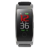 CK11C Bluetooth Smart Uhr für IOS Android Männer Frauen Sport Intelligente Schrittzähler Fitness Armband Uhren für Mobile Uhr Männer-in Damenuhren aus Uhren bei
