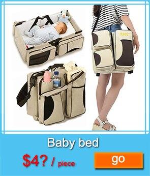 Algodão branco berço cama de bebê cama