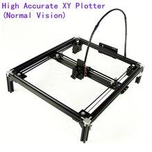 DIY XY плоттер drawbot ручка рисунок робот машина надписи corexy A4 A3 Гравировка области рамки плоттер робот Комплект для рисования