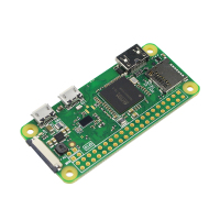Raspberry Pi Zero W Board With WIFI And Bluetooth 1GHz CPU 512MB RAM Linux OS 1080P