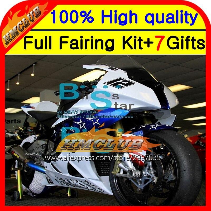 Средства ухода за кожей для BMW S1000R 09-14 s 1000r синий белый S1000RR 2hm98 новый синий S 1000 RR 09 10 11 12 13 14 s 1000RR S1000 RR обтекателя