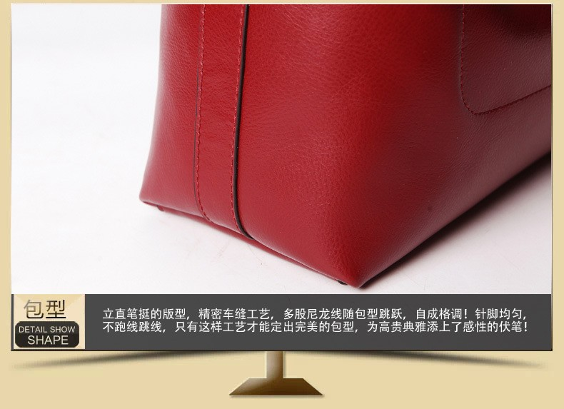 Ladies Composite Handbags Woman Fashion Pu Leather Bags Crossbody Bag For Women Fashion 2015 Designer High Quality Bags BH270 (22)