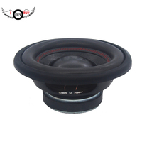 I KEY BUY Car Audio Modified 10 Inch Cars Passive Super Power Subwoofer 2000W 4 Ohm 50mm Cores High Power HIFI Bass Speakers