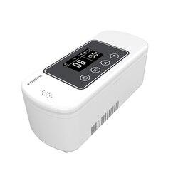 Insuline Koelkast battery operated Draagbare mini koelkast insuline koelbox Diabetes Tas