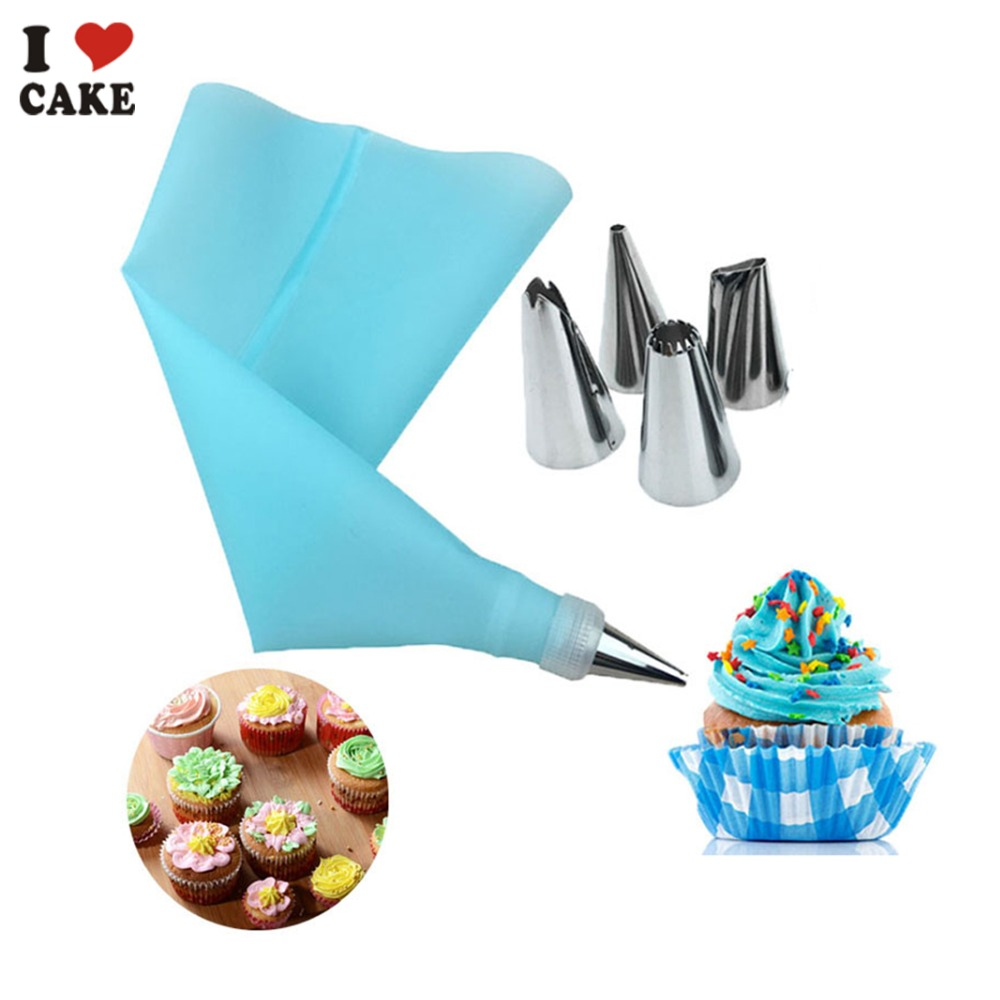 I LOVE CAKE cake decorating tools Icing Piping Cream tools ...