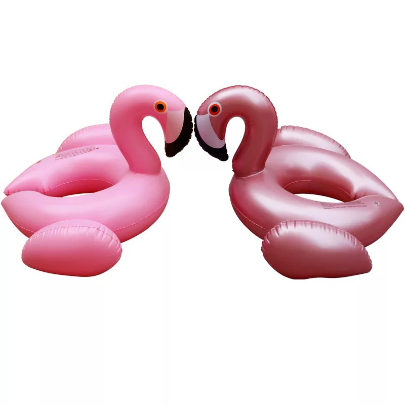 YUYU New Baby Swimming Float kids Float Inflatable Flamingo Swan Pool Float for girl boy Water Fun tube Pool Toy Swimming ring