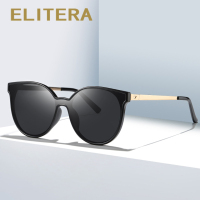 f879cef53f0880 ELITERA Brand Design Polarized Men Women Sunglasses Retro Vintage Fashion  Women Sun Glasses UV400 Eyewear
