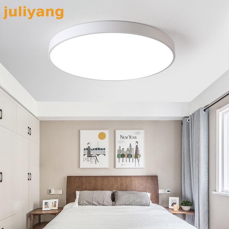 Simple modern light led round ceiling living bedroom dining room den balcony kitchen porch engineering office lamp ralphmenSimple modern light led round ceiling living bedroom dining room den balcony kitchen porch engineering office lamp ralphmen