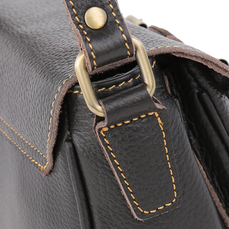 Nuleez Vintage ნამდვილი ტყავის - ჩანთები - ფოტო 4