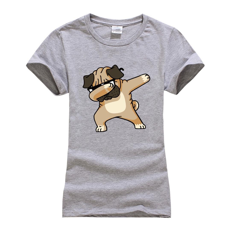 Girls Casual Loose Short Sleeve Cute Sloth Dabbing Fashion Round Neck Tops Tee Shirts
