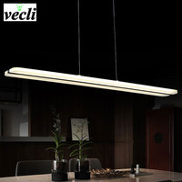Modern pendant lights for dinning room livingroom restaurant kitchen lights AC85 260V luminaire Suspended Pendant Lamps bar