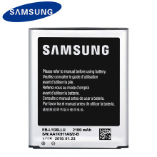 Аккумулятор Samsung для Galaxy S3 i9300 i9305 i747 i535 L710 T999 2100 mAh EB-L1G6LLU с NFC