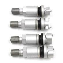 Automobiles Motorcycles - Car Electronics - 4PCS New TPMS System Tyre Pressure Sensor Valve Repair Kit For Peugeot 407 407SW