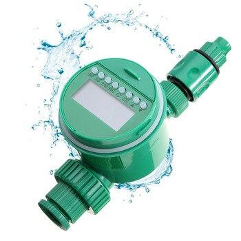 цена на Mayitr Garden Irrigation Timer Digital LCD Programmable Clock Irrigation Timer Automatic Sprinkler Controller System For Garden
